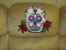 Center back cushion