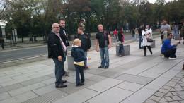 Nicolas, Michael , Christoph & Richard along with Princess Zotti