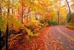 A Fall Trip Around Lake Ontario -  Through Canada & the United States
