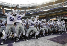 Kansas State is looking to take that next step and be a national contender.