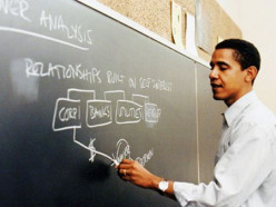 Obama Taught Critical Race Theory - CRT