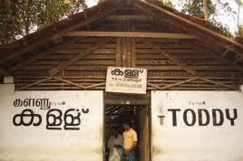 Traditional Toddy Shop