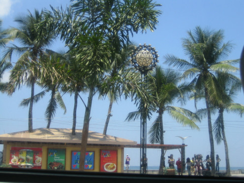 Roxas Boulevard, Manila, Philippines