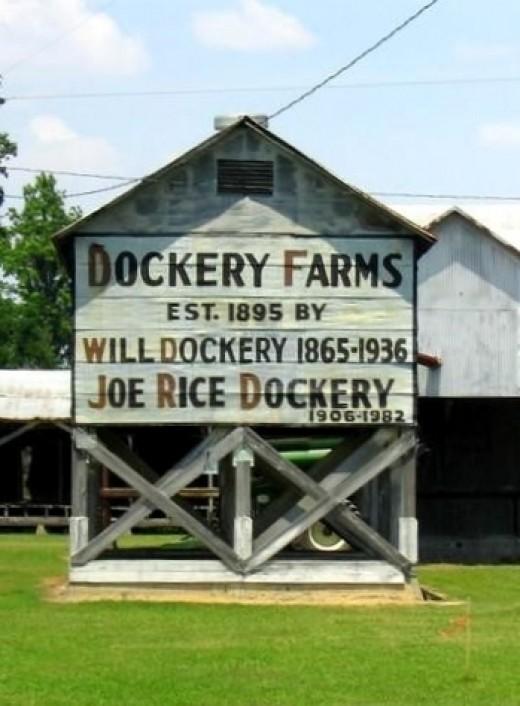 Is Dockery Farm where the blues got it's start?