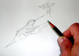 Starting with your sketching lessons? All the best!