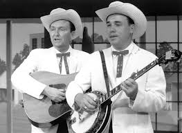 "FLATT AND SCRUGGS COUNTRY MUSIC STARS AND GUEST STARS ON  ""THE BEVERLY HILLBILLIES"""
