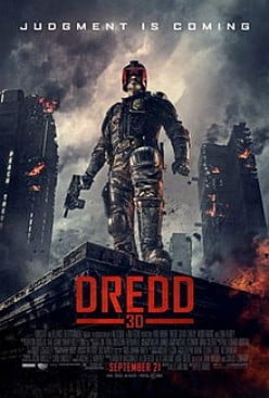 Dredd (2012): A Movie Review