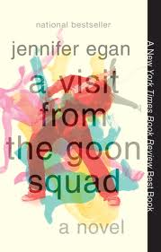 The cover to A Visit From The Goon Squad
