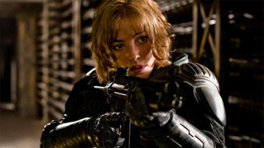 Cassandra Anderson, played by Olivia Thirlby.