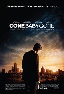 Gone Baby Gone - Dennis Lehane to Ben Affleck