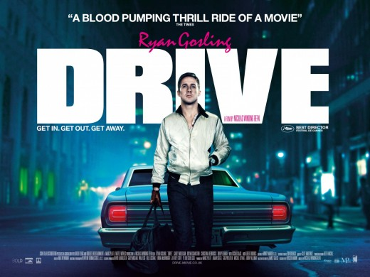 Drive - the best movie of the year?