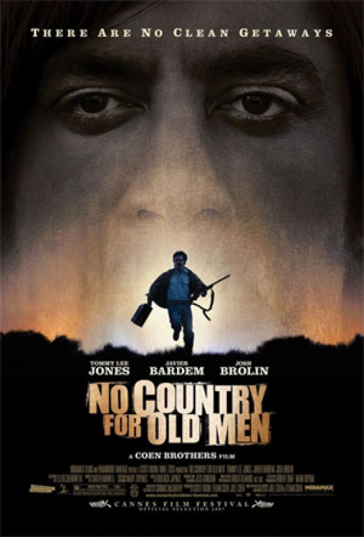 No Country for Old Men - 2008 Best Picture Winner
