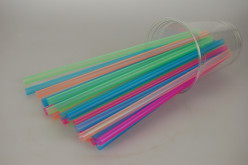 Ways to Reuse Plastic Drinking Straws