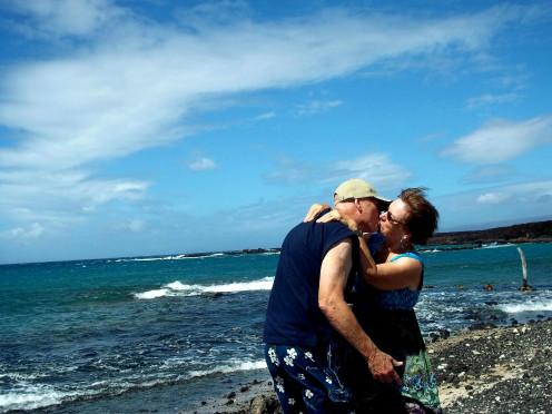 Hawaii beach lovers
