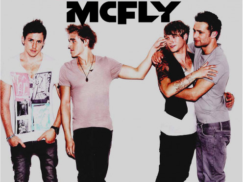 It's been a long time coming but finally McFly are back together again