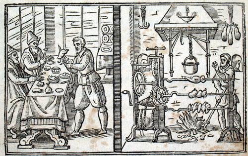 renaissance cooking