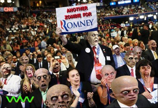 Another Zombie for Romney