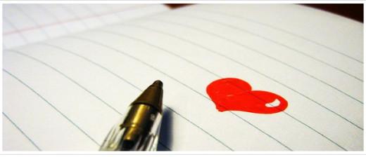 Be Brave. Write. ~ CrisSp