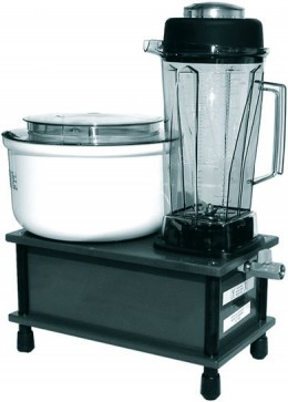 Amish made Air Power Mixer Blender Combination