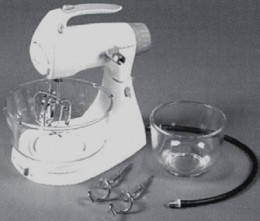 Sunbeam Air Power Conversion Mixer
