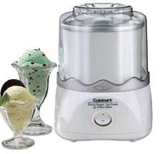 Frozen Yogurt-Ice Cream Air Powered Conversion