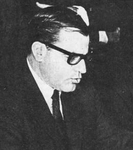 President Juan María Bordaberry