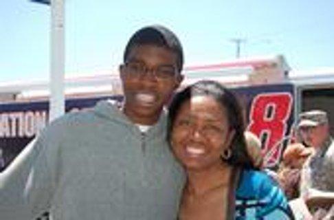 Malcolm & I (Charlotte Motor Speedway)