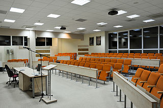 IBS at Vilnius University Classroom