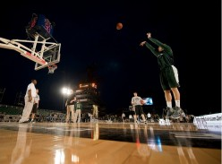 How to develop a basic jump shot and basketball shooting form - Practice