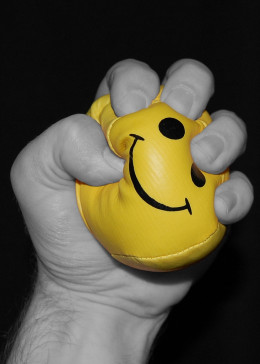 Stress Balls can help provide temporary relief of stress.