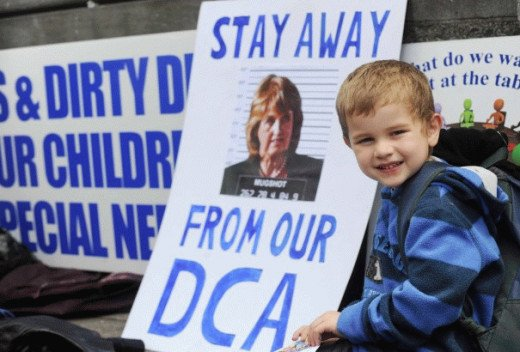 Domiciliary Care Allowance under attack, payment to Irish kids already paying for the recession
