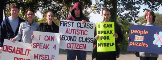 Autistic people are not consulted in decisions that hugely affect them - a global issue