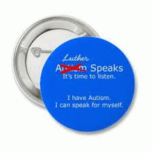 Autistic adults worldwide are being silenced it seems.