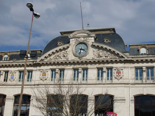 Toulouse-Matabiau station