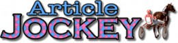 "Ariclejockey's logo form http://www.articlejockey.com"""