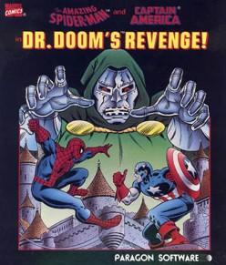 Spider-Man Games: Spider-Man & Captain America - In Dr. Doom's Revenge