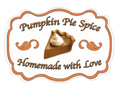 Make your own Pumpkin Pie Spice mix for fall baking or wrap it in a cute jar as a lovely homemade holiday gift!