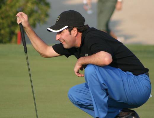Jose Maria Olazabal is the Captain of the European Team.