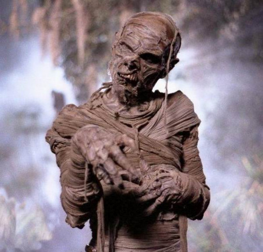 Mummy! The Monster Squad (1987)