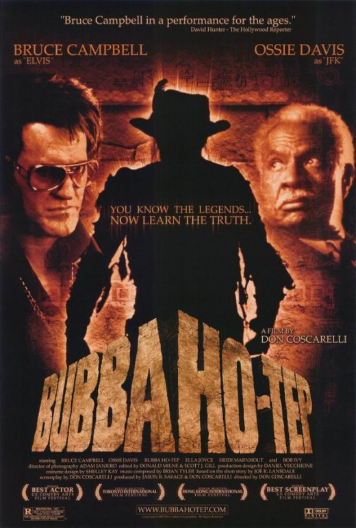 Bubba Ho-Tep (2002) poster