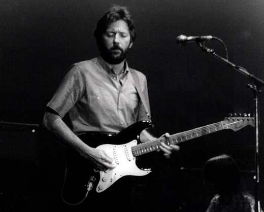 "Eric Clapton is also known as ""Slow Hand"" and has spent his lifetime bringing the blues to the masses."