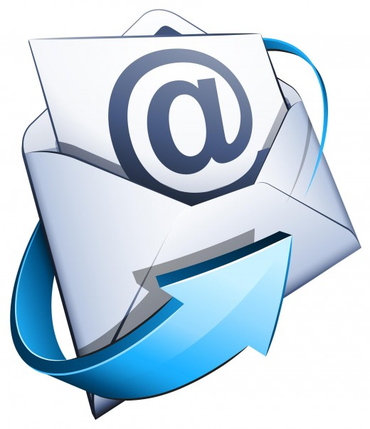 E-mail logo (Photo Credit: http://tremoraudiomedia.ca/)