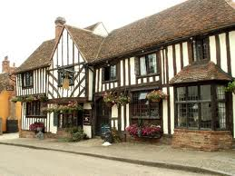 The Inn Probably looks a lot better now than it would have in 1492 - the year the Black Death or Bubonic Plague wracked this country village.