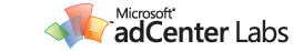 """Logo of Microsoft adCenter Labs from """"http://adlab.microsoft.com/Keyword-Research.aspx"""""""