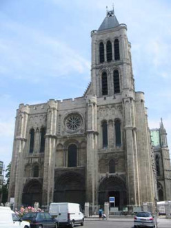 St. Denis exterior