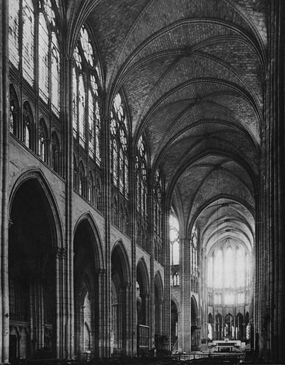 St.Denis interior