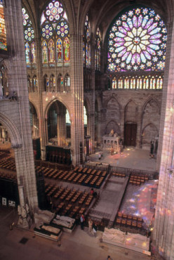 Cathedral Basilica of  St Denis
