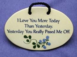 Handmade ceramic wall tiles, photo source Amazon.com - 2013 Cute Funny Gifts for under $10 $20 $30 $40 $50 Gift Ideas