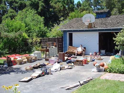 Turn your garage sale into an auction and make even more money for your stuff.