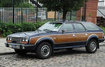 The AMC Eagle AWD